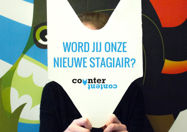 Marketing/communicatie-stagiair(e) gezocht!